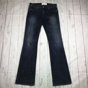 Paper Denim & Cloth 2-Mod-85 Punk boot cut jeans